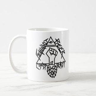 Feminist Beer Conspiracy Coffee Mug