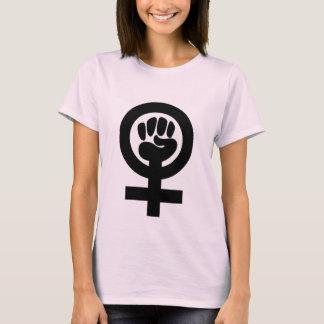 Feminist Fist Symbol Shirt