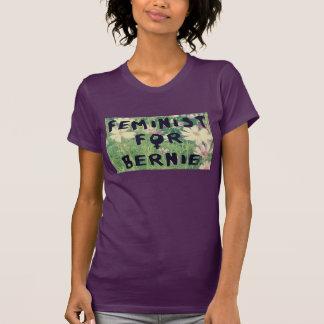 Feminist For Bernie Sanders 2016 T-Shirt