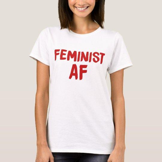 Feminist high frequency T-Shirt