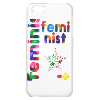 Feminist Jellybean Cover For iPhone 5C