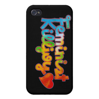 Feminist Killjoy Covers For iPhone 4