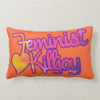 Feminist Killjoy Lumbar Cushion