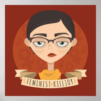 Feminist Killjoy - Print