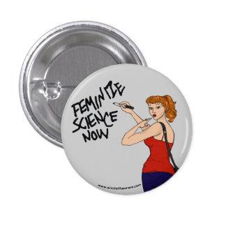 Feminize Science Button