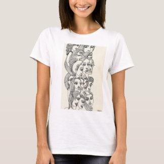 Femme Facade Doodle Tshirt