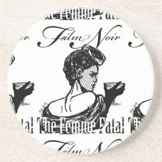 Femme Fatal Coaster