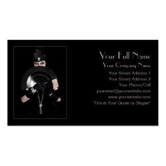 Femme Fatale - Business Card