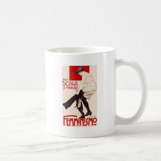 Femminismo Coffee Mugs