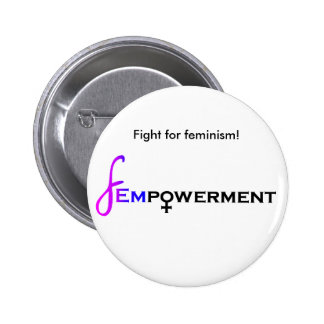 Fempowerment Buttons