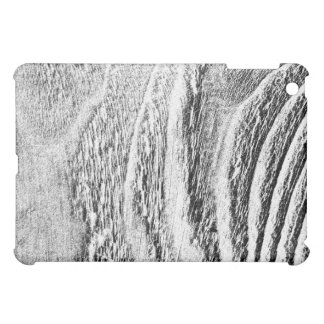 Fence Board - Whitewash iPad Mini Cover