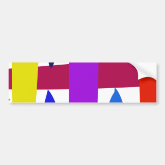 Fence Bumper Stickers