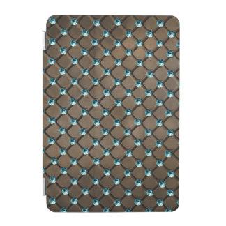 Fence Covered Jewels iPad Mini Cover