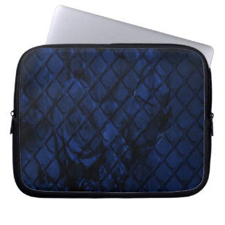 Fence Covered Computer Sleeve