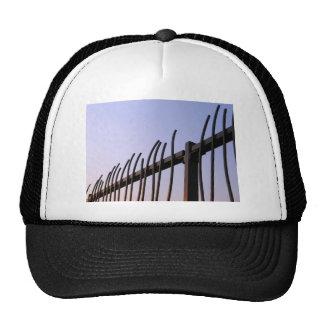 Fence of Steel Trucker Hats