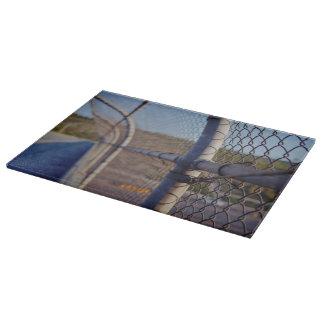 Fence over-bridge cutting boards
