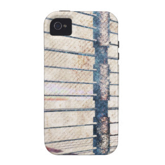 Fence Post iPhone 4 Cover