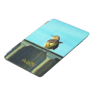 Fence Sitter Monogrammed iPad Mini Cover