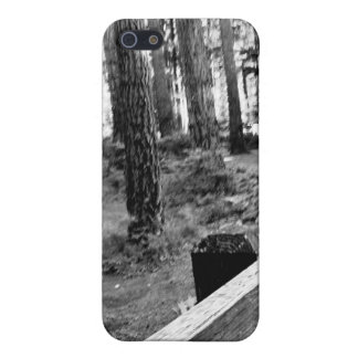 Fenced Woods Case For The iPhone 5