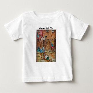 Fences, Cardboard Boxes  Clothesline & Imagination Baby T-Shirt