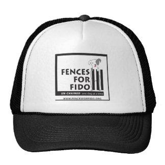 Fences For Fido Caps Cap