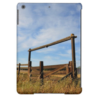 Fences in Field Case For iPad Air