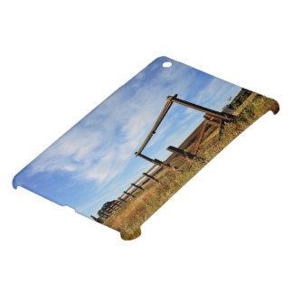 Fences in Field iPad Mini Covers