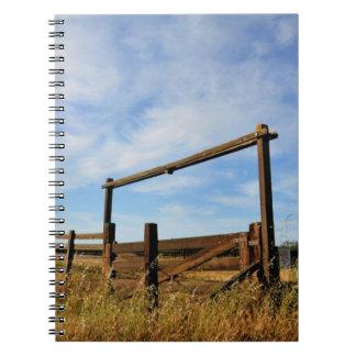 Fences in Field Notebooks