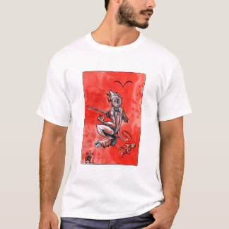Fencing Aries T-Shirt