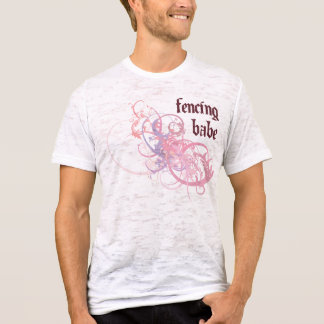 Fencing Babe T-Shirt
