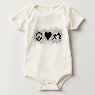 Fencing Baby Bodysuits