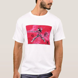 Fencing Cancer T-Shirt