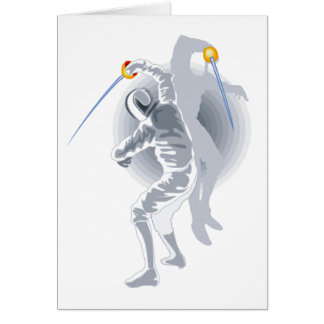 Fencing Cards