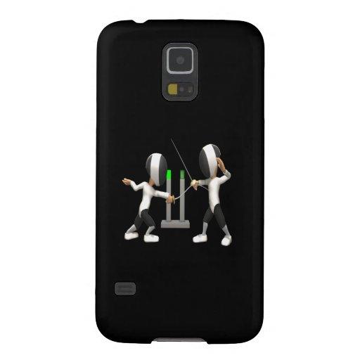 Fencing Samsung Galaxy Nexus Case