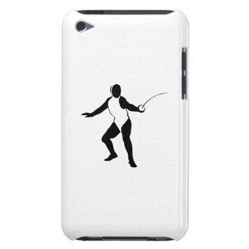 Fencing iPod Touch Case-Mate Case