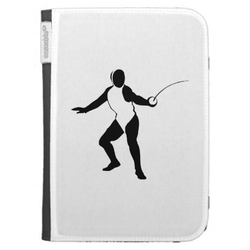 Fencing Kindle 3G Cases