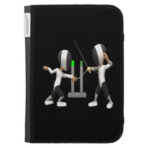 Fencing Kindle Cases