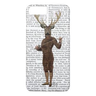 Fencing Deer Full iPhone 8 Plus/7 Plus Case