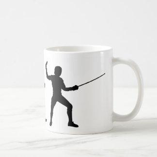 Fencing Evolution Mugs