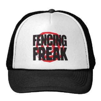 Fencing Freak Hats