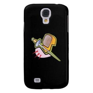 Fencing Gear Galaxy S4 Cases