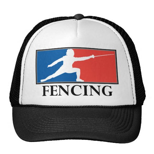 Fencing Trucker Hats