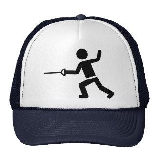 Fencing Mesh Hats