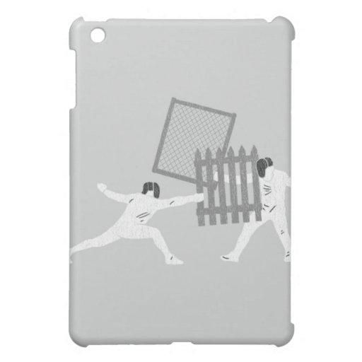 Fencing iPad Mini Cover