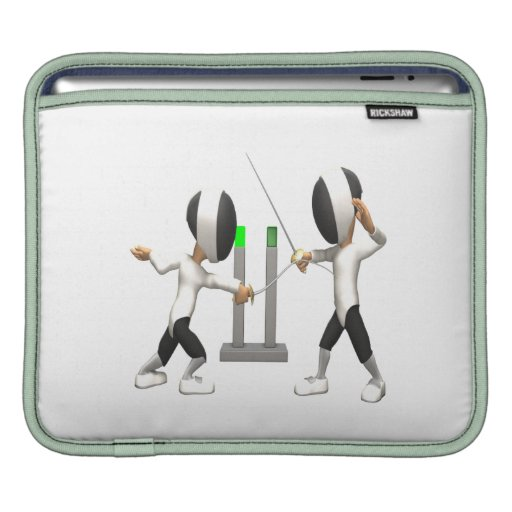 Fencing Sleeve For iPads