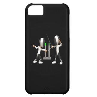 Fencing iPhone 5C Case