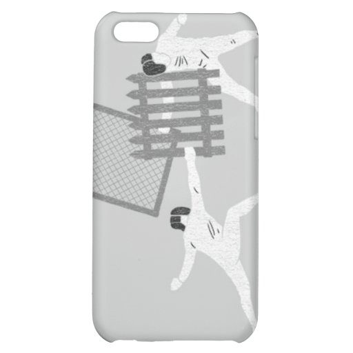 Fencing iPhone 5C Cover
