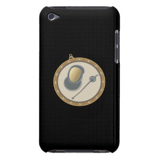 Fencing Medal Barely There iPod Cover