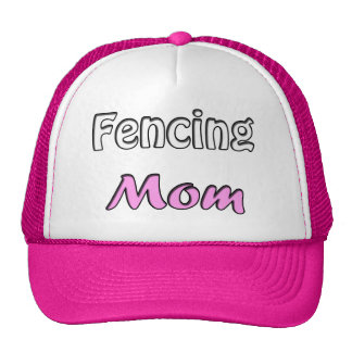 Fencing Mom Hat