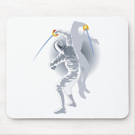 Fencing Mouse Pads